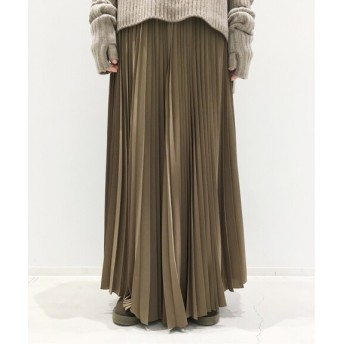 L'Appartement Pleats Skirt ベージュ フリー