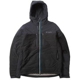 コロンビア(Columbia) メンズ ジャケット サンタフェパークフーディー Santa Fe Park Hoodie ブラック PM3746 010 アウター アウトドアジャケット キャンプ
