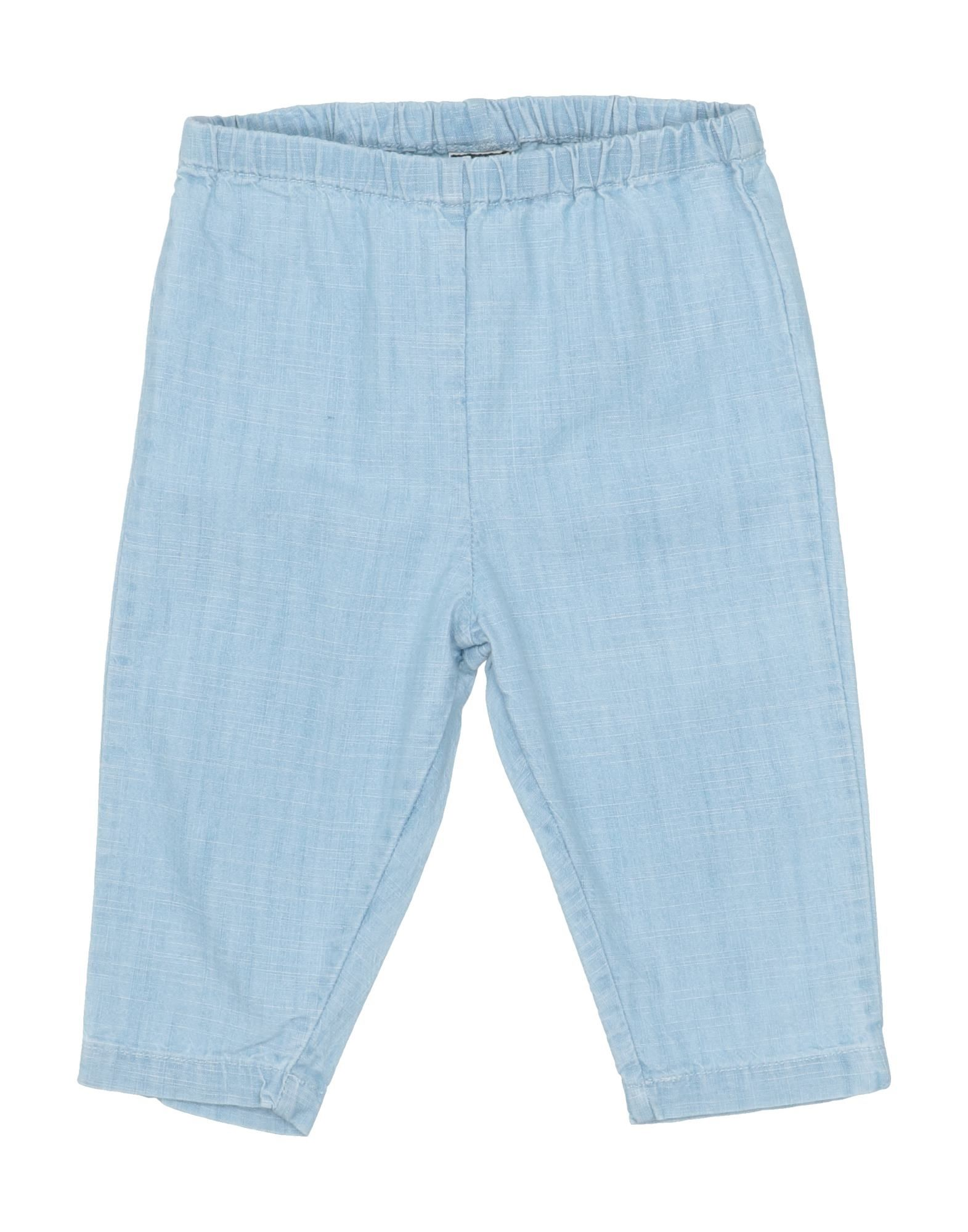 BONTON Denim pants - Item 42755746