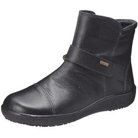 [アキレスソルボ] ブーツ 衝撃吸収 旅行 お出掛け 3E GORE-TEX ゴアテックス SWL2890 ブラック (23.0)