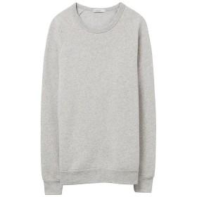 (オルタナティブ・アパレル) Alternative Apparel メンズ Champ スウェットシャツ プルオーバー (L) (エコオートミール)