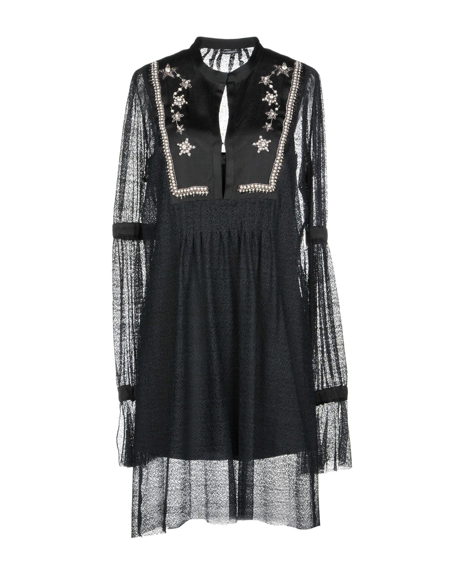WANDERING Knee-length dresses - Item 34877476