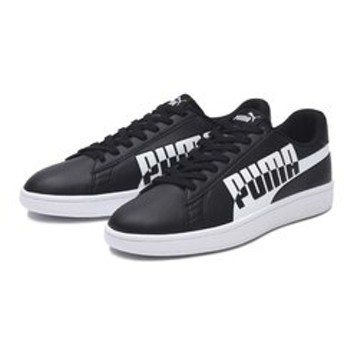 【ABC-MART:シューズ】371135 PUMA SMASH V2 MAX 04BLACK/WHITE 596788-0002