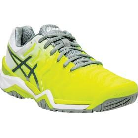 [アシックス] シューズ スニーカー GEL-Resolution 7 Tennis Shoe Safety Yel レディース [並行輸入品]