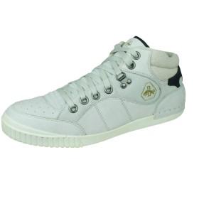 [プーマ] Rudolf Dassler Verlauf Mens Leather Sneakers High-Top Fashion Shoes-Grey-24