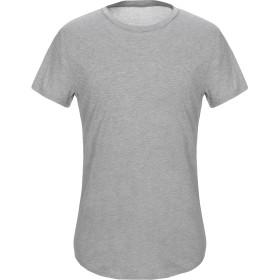 《セール開催中》MAJESTIC FILATURES メンズ T シャツ ライトグレー L コットン 100%
