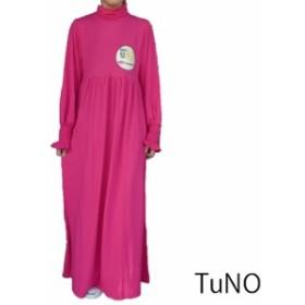 TuNO(ツノ)  VISCOSE BION DRESS (12-13y) ワンピース