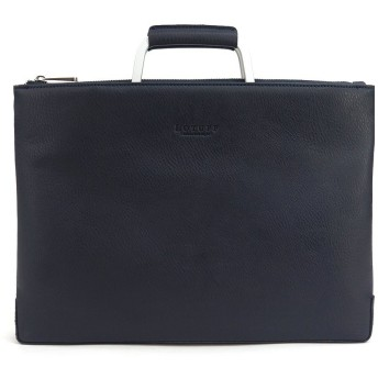 LOTUFF(ロトプ) レザー 6 Color ブリーフケースクラッチバッグ デイパック LO-1218 メンズ レディース Leather Briefcase Clutch Cross 3way Bag [並行輸入品]
