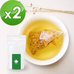 KOOS-韃靼黃金蕎麥茶-獨享組2袋(10包入)