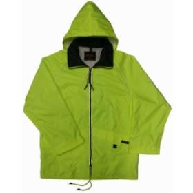トキワ FF-01838 雨先案内人 防水 透湿 レインジャケット フラッシュイエロー 2号(LL) (FF01838)