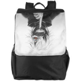 ファッションバックパック 東京グール デイリーリュック 軽量 個性 大容量 多機能 トラベルバッグ