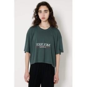 [マウジー] tシャツ SW WORK OUT LOGO Tシャツ 010CSB90-0690 FREE グリーン レディース