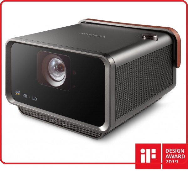 ViewSonic 優派 X10-4K 4KUHD LED 無線智慧投影機 2400流明