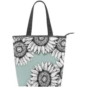 トートバッグ おしゃれ 彼女は花のように野生だった ハンドバッグ キャンバスバッグ 人気 可愛い 帆布 カジュアル [並行輸入品]