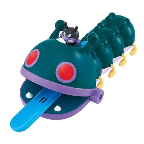 《 麵包超人 》ANP爬蟲走動玩具(細菌人) 東喬精品百貨