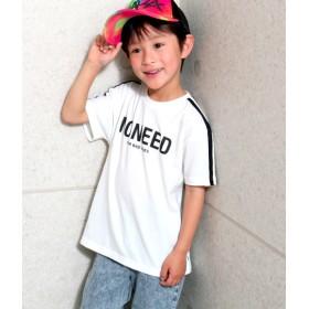 ANAP KIDS&HOME(アナップ キッズ&ホーム)/NONEEDロゴショルダーライン