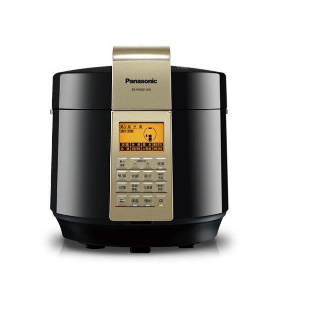國際 Panasonic 6L 電子高速煲 SR-PG601