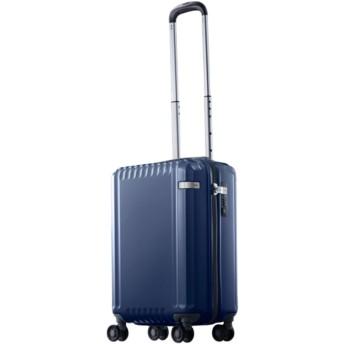 【オンワード】 ACE BAGS & LUGGAGE(エースバッグズアンドラゲージ) ace. パリセイドZ スーツケース 33L 機内持込可 05582 ネイビー F レディース 【送料無料】