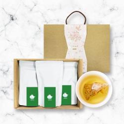 KOOS-韃靼黃金蕎麥茶-禮盒組1盒(3袋1盒)