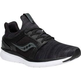 [サッカニー] シューズ スニーカー Stretch and Go Ease Sneaker Black/Char メンズ [並行輸入品]