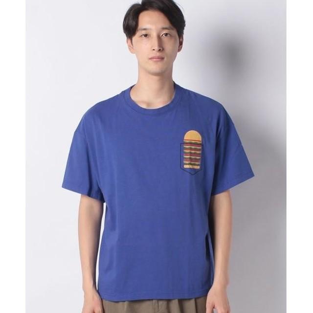 [マルイ]【セール】ポケットグラフィック半袖Tシャツ・カットソー/ベネトン メンズ(UNITED COLORS OF BENETTON)