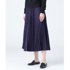 【オンワード】 JOSEPH WOMEN(ジョゼフ ウィメン) TIARA / TRIACETATE DECHINE スカート ネイビー 38 レディース 【送料無料】