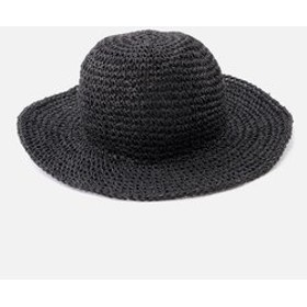 【AZUL by moussy:帽子】POCKETABLE PAPER HAT