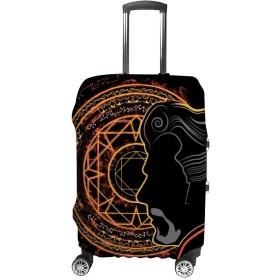 ドクター ストレンジ Doctor Strange 荷物カバー スーツケースカバー 保護カバー キャリー お キャリーバッグ 伸縮素材 防塵カバー ラゲッジカバー 着脱簡単 バッグカバー 紛失防止 19~32インチ対応