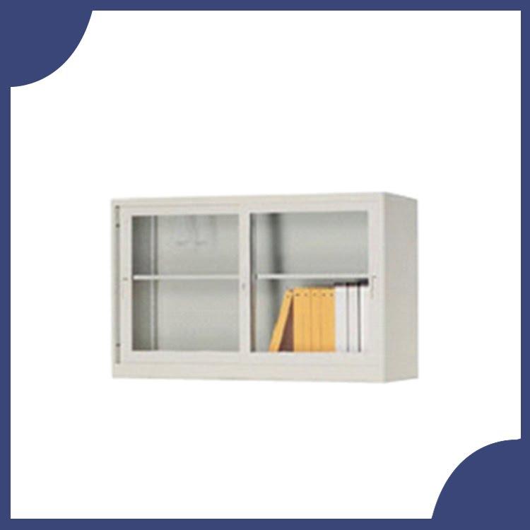 『商款熱銷款』【辦公家具】UG-4A 上座玻璃  資料文件檔案櫃 櫃子 檔案 收納 內務 休息室
