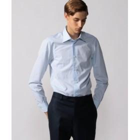 (TOMORROWLAND/トゥモローランド)120/2ギザコットンブロード ワイドカラー ドレスシャツ THOMAS MASON PORTLAND120/メンズ 63ライトブルー