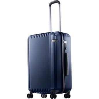 【オンワード】 ACE BAGS & LUGGAGE(エースバッグズアンドラゲージ) ace. パリセイドZ スーツケース 62L 4、5泊~1週間程度のご旅行 05584 ネイビー F レディース 【送料無料】