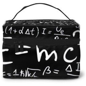 メイクポーチ 化粧ポーチ コスメバッグ バニティケース トラベルポーチ 物理式 雑貨 小物入れ 出張用 超軽量 機能的 大容量 収納ボックス