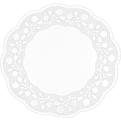 《IBILI》蕾絲蛋糕紙墊10入(19cm)