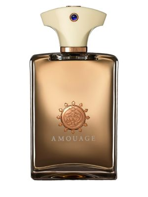 Luxury day war to complement Amouage Gold, this well-rounded chypre fragrance is a fine example of t