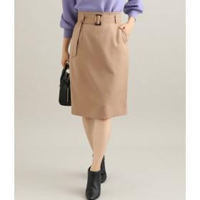 ViS(ビス)/【EASY CARE】【着丈が選べる】ウォッシャブルフラノタイトスカート