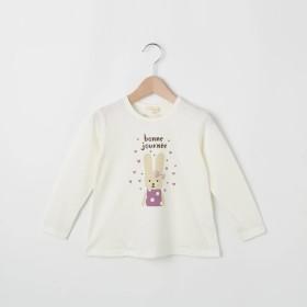 【ハッシュアッシュ/HusHusH】 【80-110cm】綿100%・ダモンヌTシャツ