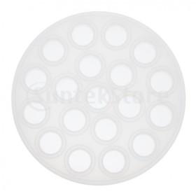 DIY口紅収納ボックスケースコンテナー金型DIYジュエリー作りクラフト14.2 cm