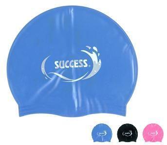 成功 SUCCESS 超彈性矽膠泳帽(成人款) S667