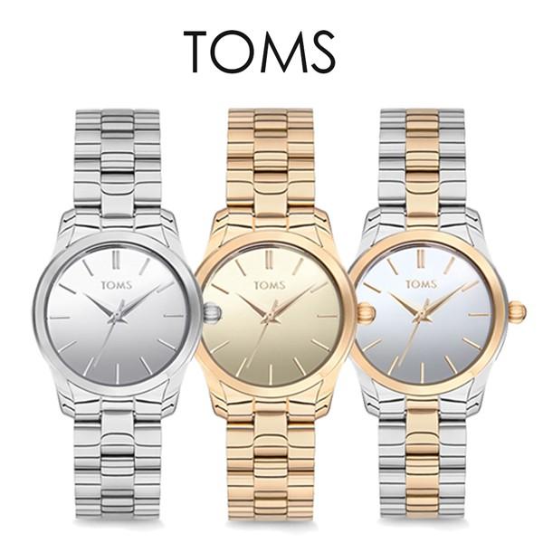 TOMS 輕巧閃亮手錶(81870)