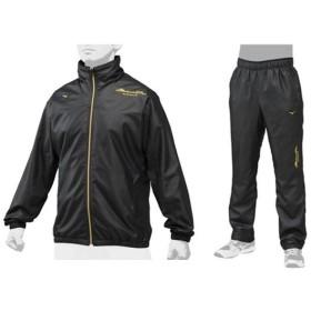 ミズノ MIZUNO ミズノプロ ブレスサーモウインドブレーカーシャツ/ブレスサーモウインドブレーカーパンツSET 野球 トレーニング ウェア 上下セット セットアップ
