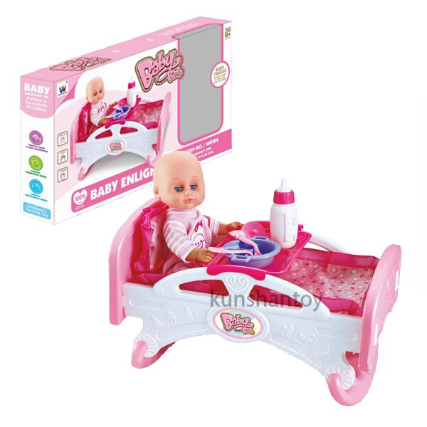 【崑山玩具X日韓精品】娃娃睡床