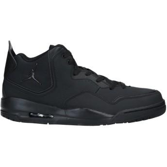 《セール開催中》JORDAN メンズ スニーカー&テニスシューズ(ハイカット) ブラック 11 革 / 紡績繊維