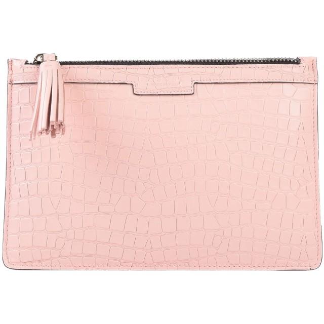 《セール開催中》VISONE レディース ハンドバッグ ピンク 革