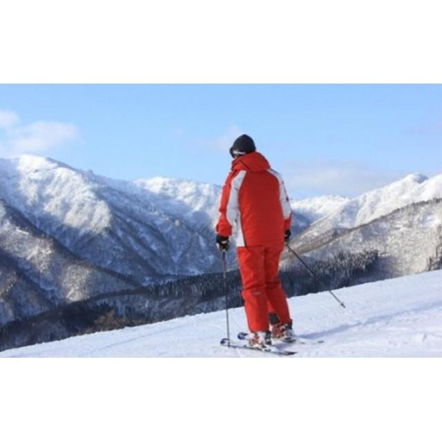 ハチ高原スキー場リフト1日券1枚+ナイスチケット1枚「6,000P」
