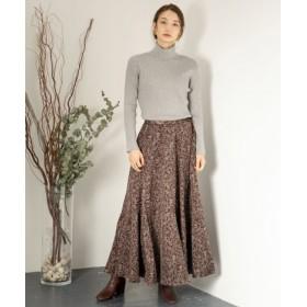 SENSE OF PLACE(センスオブプレイス) スカート スカート サラサペイズリープリントスカート【送料無料】