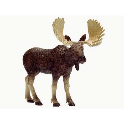 【4D MASTER】26455 立體拼組模型動物系列-麋鹿