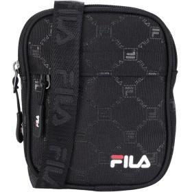 《セール開催中》FILA HERITAGE レディース メッセンジャーバッグ ブラック ポリエステル 100% NEW PUSHER BAG BERLIN