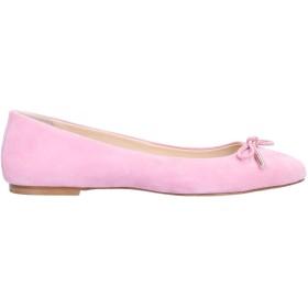 《セール開催中》ANNA BAIGUERA レディース バレエシューズ ピンク 40 革