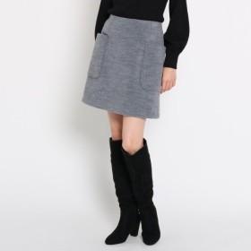 [マルイ] 【GISELe12月号掲載Lサイズあり】ビッグポケットミニスカート/エージー バイ アクアガール(AG by aquagirl)