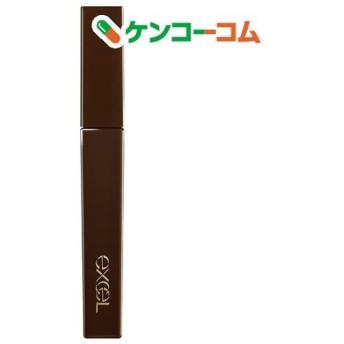 エクセル ロング&カラードラッシュ LC01 ダークウォルナット ( 1本 )/ エクセル(excel)